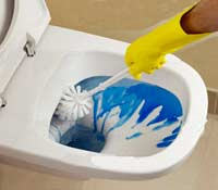 Katy Cleaning Services - Katy House Cleaning - Bathrooms 2